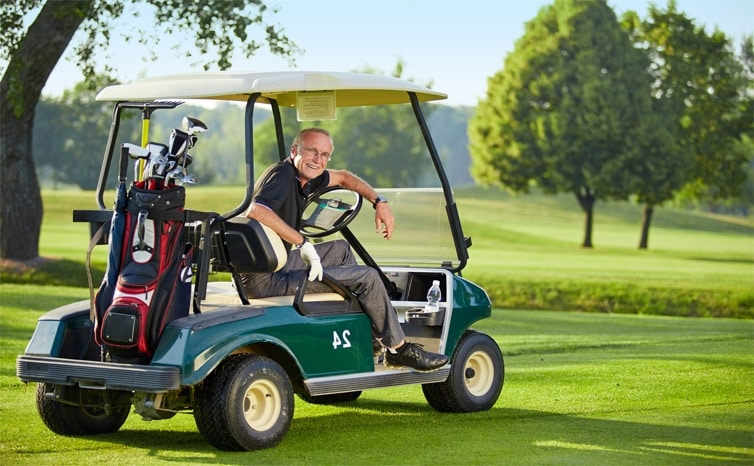 Best 12 volt golf cart battery
