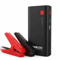 GOOLOO 1200A Peak 18000mAh SuperSafe Car Jump Starter