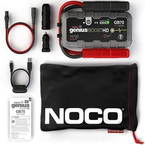 NOCO Boost HD GB70 2000 Amp 12-Volt-2