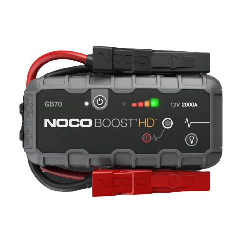 NOCO Boost HD GB70 2000 Amp 12-Volt