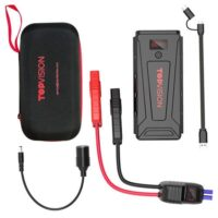 TOPVISION 2200A Peak 20800mAh Portable Car Power Pack -6