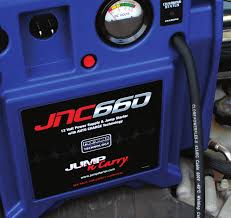jump-n-carry jnc660 Charging