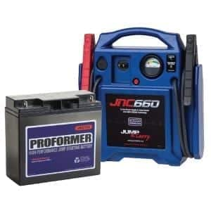 jump-n-carry jnc660 Power