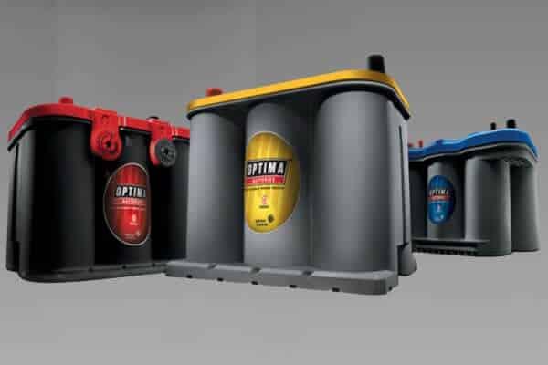 Cataloge Batterie