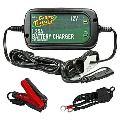 Battery Tender Plus Charger and Maintainer Automatic 12V-1