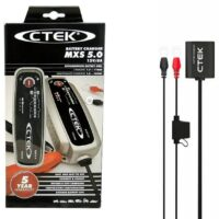 CTEK - 40-206 MXS 5.0 Fully Automatic 4.3 amp Battery Charger-1