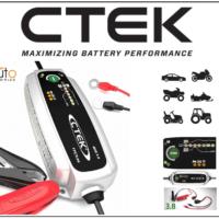 CTEK  MXS.FullyAutomatic.ampBatteryCharger