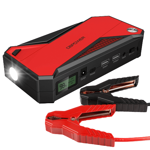 DBPOWER 1000A Portable Car Jump Starter