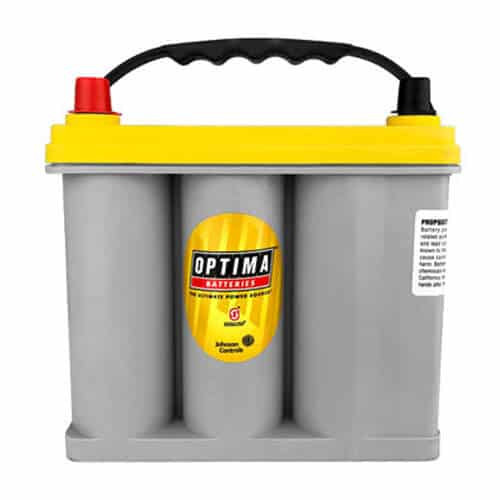 Optima Batteries 8171-767 (DS46B24R) YellowTop Prius Battery -1
