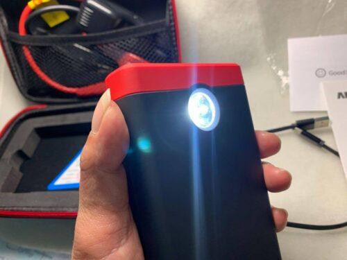 Arteck Car Jump Starter Auto Battery Charger-3