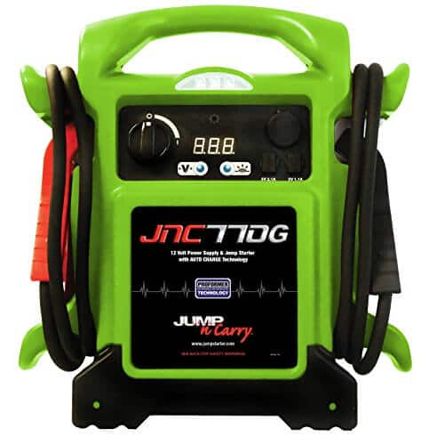 Clore Automotive JNC770G Green Premium 12V Jump Starter