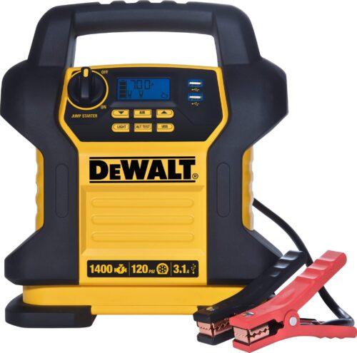 DEWALT DXAEJ14 Digital Portable Power Station Jump Starter-1