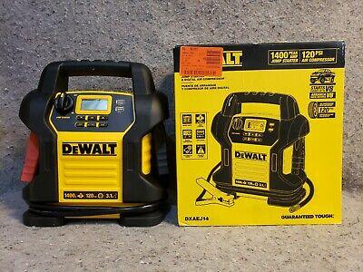 DEWALT DXAEJ14 Digital Portable Power Station Jump Starter-4