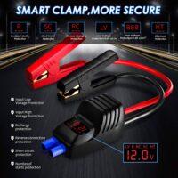 Imazing Portable Car Jump Starter - 2500A Peak 20000mAH-6