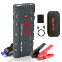 NEXPOW 2000A 18000mAh Car Jump Starter with USB Quick Charge 3.0