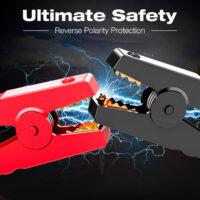 NEXPOW Car Battery Starter, 1000A Peak 12V Car Battery Jump Starter-4