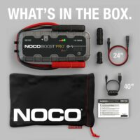 NOCO Boost HD GB150 3000 Amp 12-Volt UltraSafe Portable Lithium Car Battery Jump Starter-1