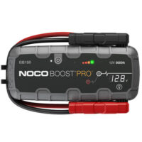 NOCO Boost HD GB150 3000 Amp 12-Volt UltraSafe Portable Lithium Car Battery Jump Starter