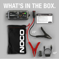 NOCO Boost Plus GB40 1000 Amp 12-Volt UltraSafe Portable Lithium Car Battery Jump Starter-1