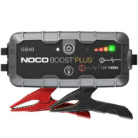 NOCO Boost Plus GB40 1000 Amp 12-Volt UltraSafe Portable Lithium Car Battery Jump Starter