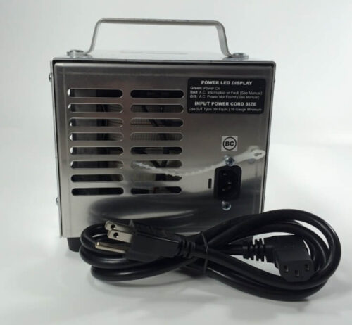 48volt 17amp Golf Cart Battery Charger with EZ-Go RXV connector-2