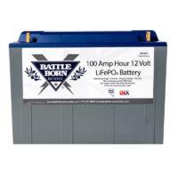 Battle Born LiFePO4 Deep Cycle Battery-1