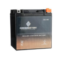 Chrome Battery YTX30L-BS High Performance-1
