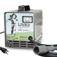 Lester Link Series 48 Volt Golf Cart Battery Charger-1