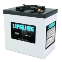 Lifeline Marine AGM Battery - GPL-4CT-1