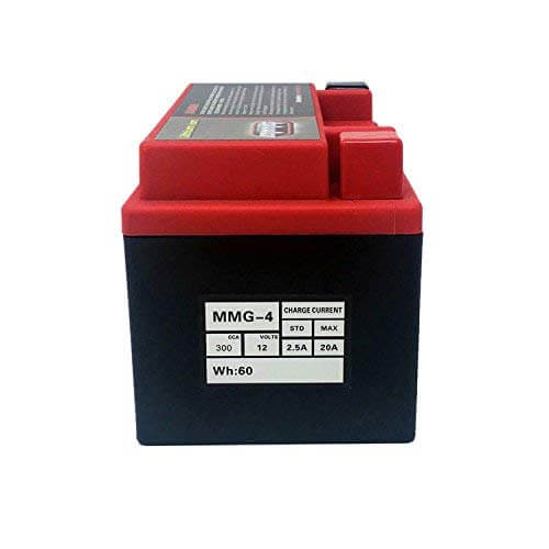 MMG YTZ14S Z14S Lithium Ion Sealed Factory Activated Powersports Battery-4