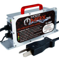 MODZ Max36 15 AMP EZGO TXT Battery Charger for 36 Volt Golf Carts