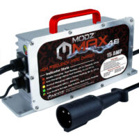 MODZ Max48 15 AMP Club Car Battery Charger