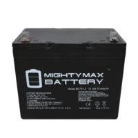 Mighty Max Battery 12V 75Ah SLA Battery-1