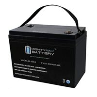 Mighty Max Battery 6V 200AH SLA Battery