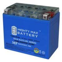 Mighty Max Battery YTX20L-BS Gel 12V 18AH Motorcycle Battery