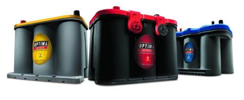 Optima Batteries   D YellowTop Dual Purpose Battery