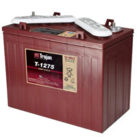 Trojan T-1275 12V 150Ah Flooded Lead Acid Golf Cart Battery
