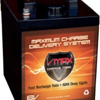 VMAXTANKS 6 Volt 225Ah AGM Battery