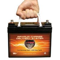 VMAXTANKS VMAX V   Volt AH AGM Battery