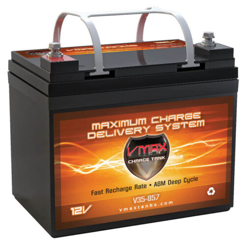 VMAXTANKS VMAX V35-857 12 Volt 35AH AGM Battery