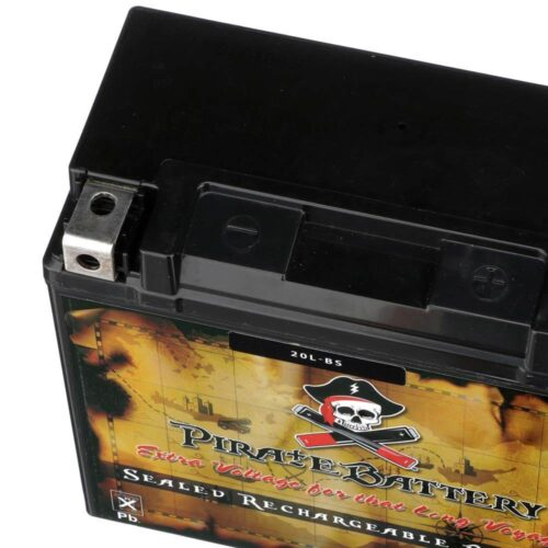 YTX20L-BS High Performance Power Sports Battery-3