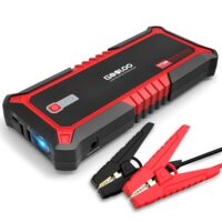 GOOLOO Upgraded 2000A Peak SuperSafe Car Jump Starter