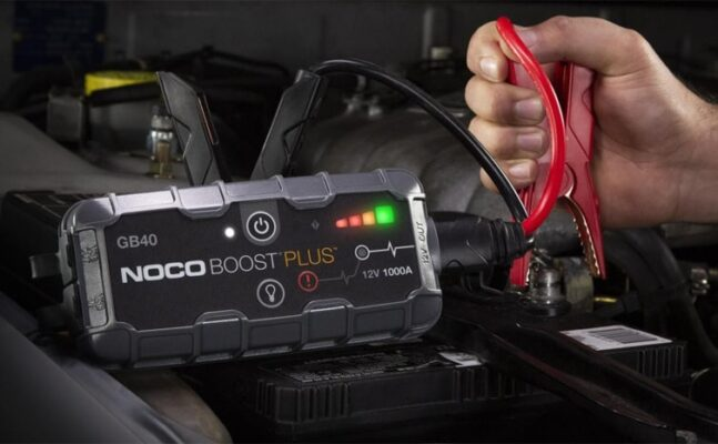 NOCO GB40 Boost Plus 1000A UltraSafe Lithium Jump Starter review