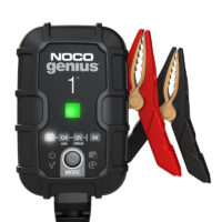 NOCOGENIUS, AmpFully AutomaticSmartCharger,VAndVBatteryCharger