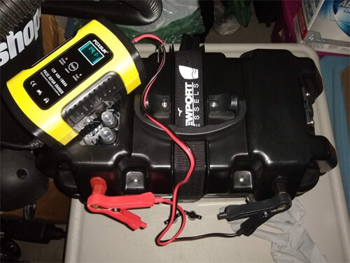 Charge A Trolling Motor Battery