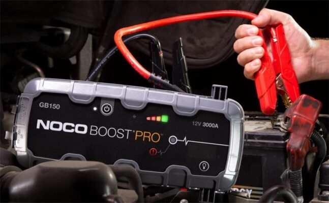 NOCO Boost Pro GB150 Portable Lithium Jump Starter review