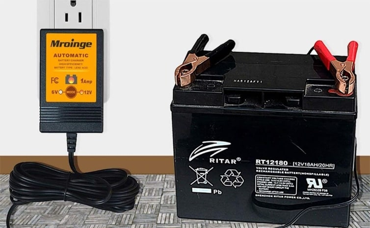 How To Charge Deep Cycle Battery