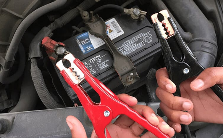 How To Fix A Portable Jump Starter