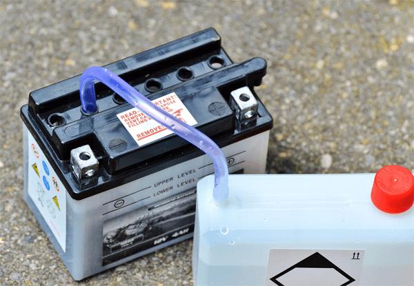 RV Deep Cell Battery