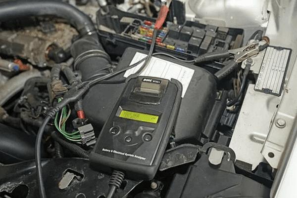 Test your underload battery